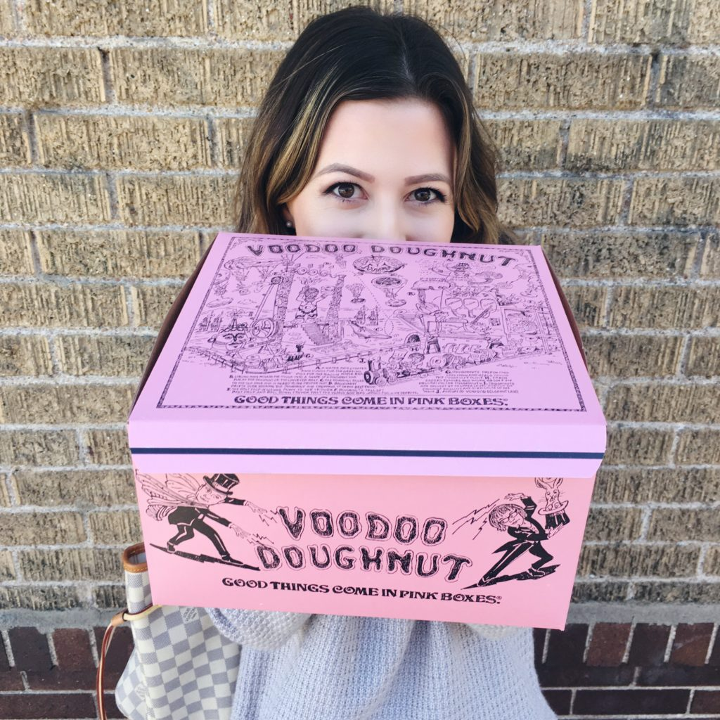 VooDoo Donuts in Denver, CO.