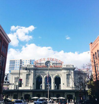Union Station in Denver, CO.