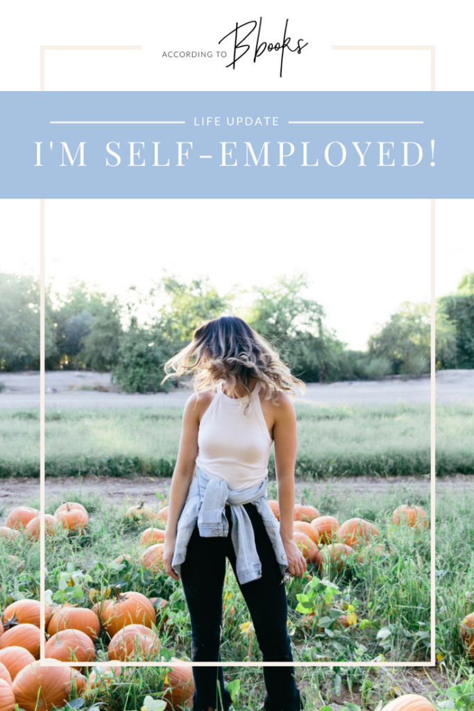 Life Update: I'm Self-Employed!! | According To Bbooks