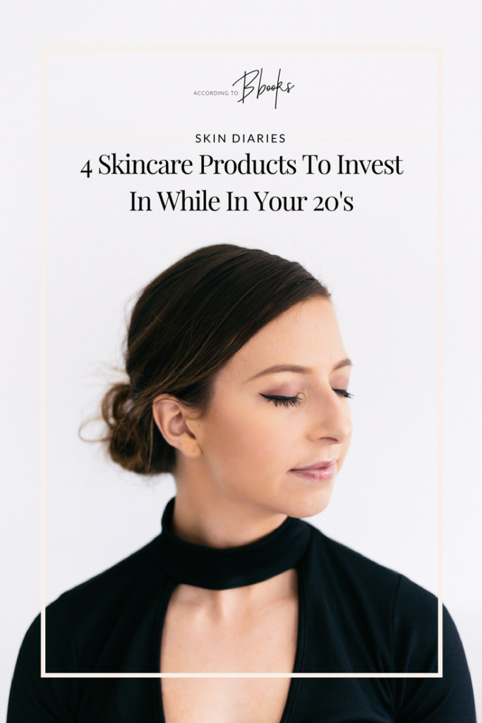 I interviewed @the_aesthetician and @the_dermgirl all about what skincare products they recommend using and investing your money in while in your 20s!