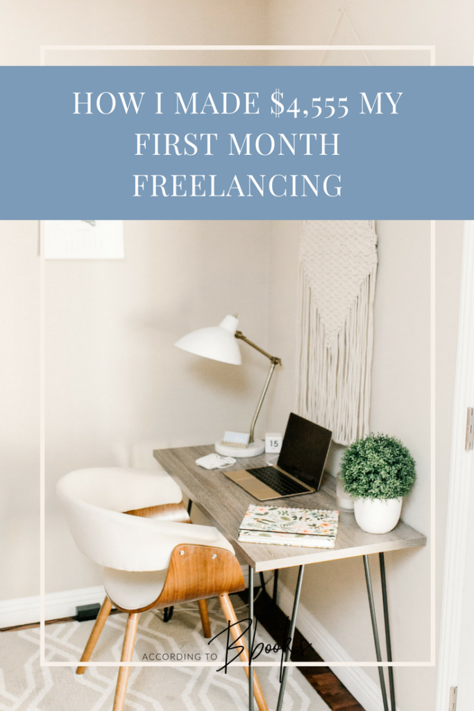 First Month of Social Media Freelancing: November Recap