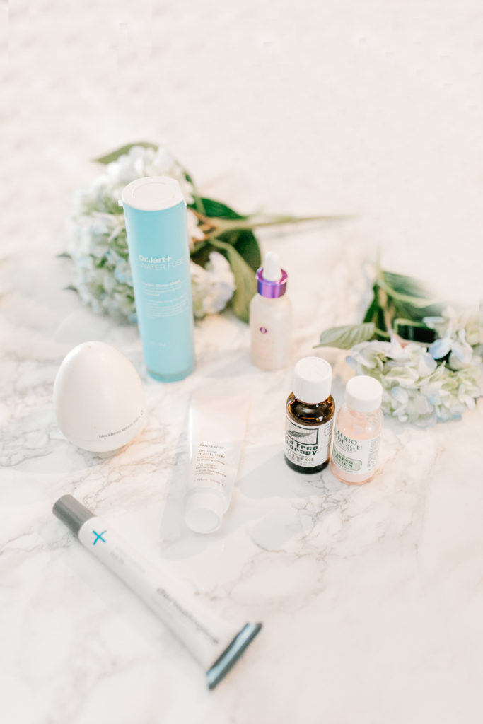 Skin Care Products of The Month: January 2017