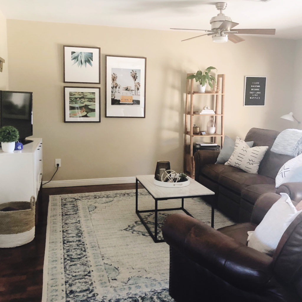 I Re Did My Living Room Used An Online Interior Design Service Called