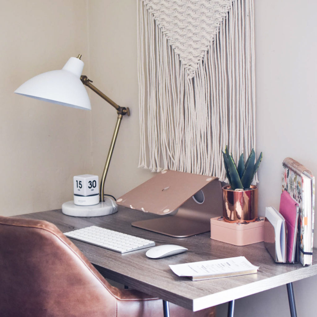 """I thought working from home would be easier. The first few weeks were hard (mainly because of the reduced social interaction), but I've found a few good ways to get around that. If you just started working from home or have been for a while and haven't found any comfort in it, read my """"10 Commandments""""!"""