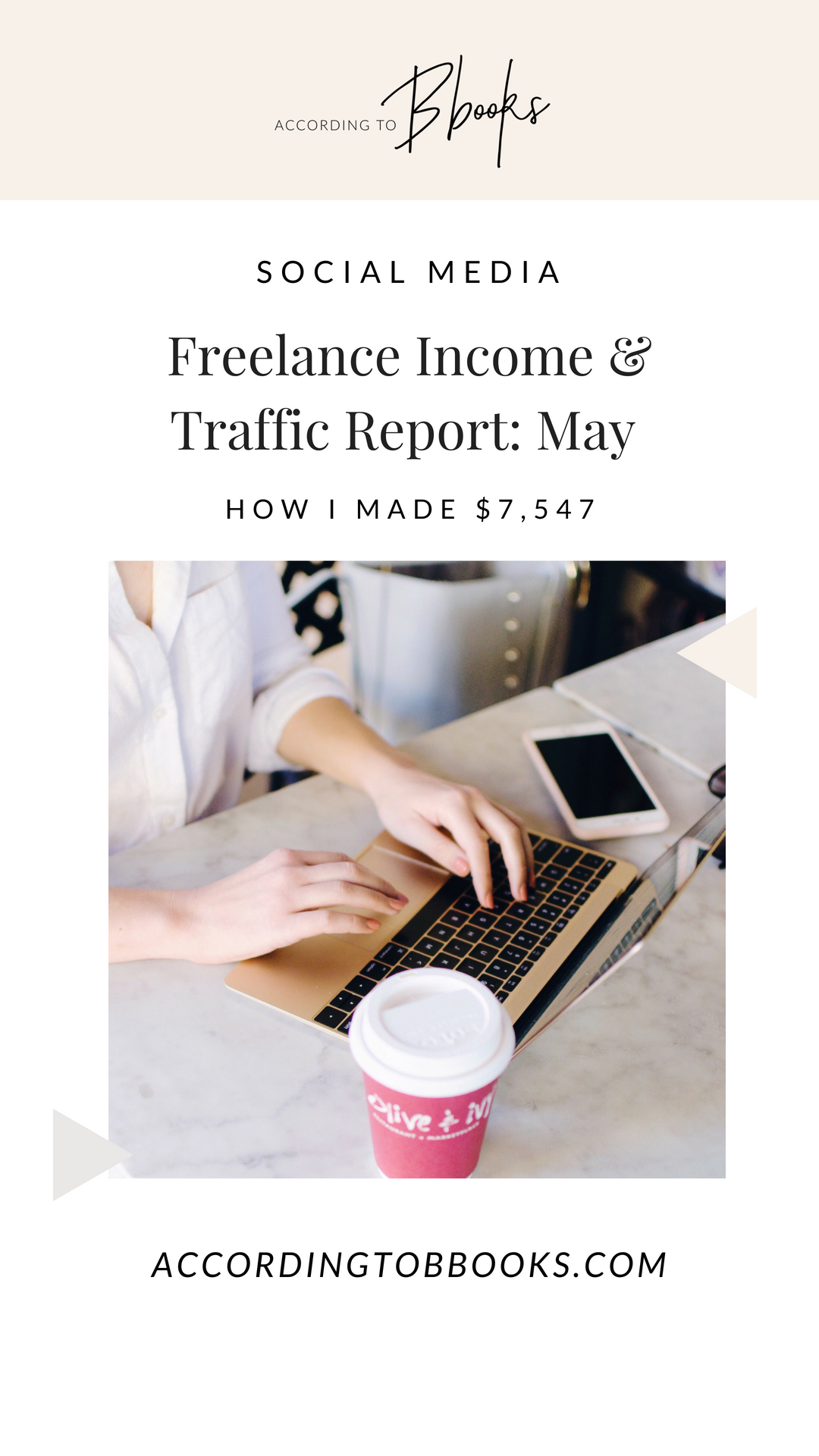 Want to know the in's and out's of my expenses and income as a freelancer? I've been doing this full-time for 8 months, so click to see how I tackle it!