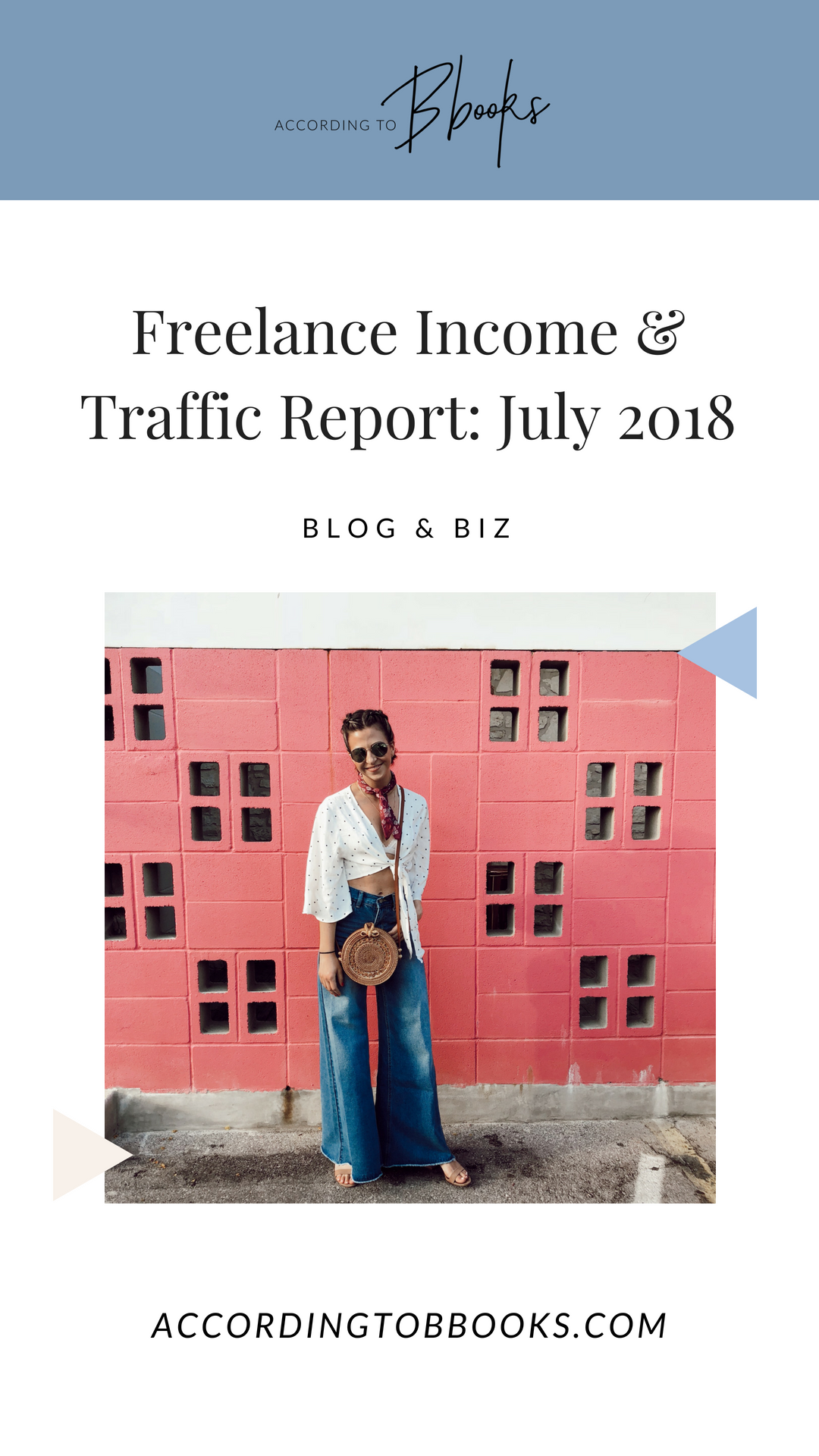 Freelance Income & Traffic Report: July 2018