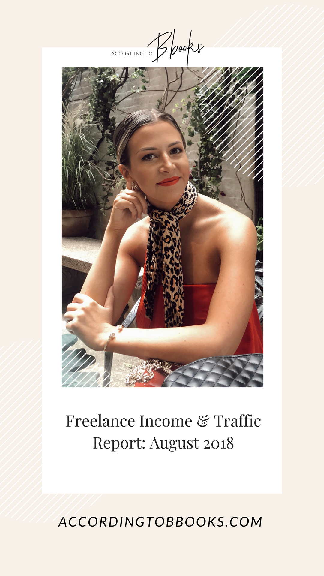Freelance Income & Traffic Report: August 2018