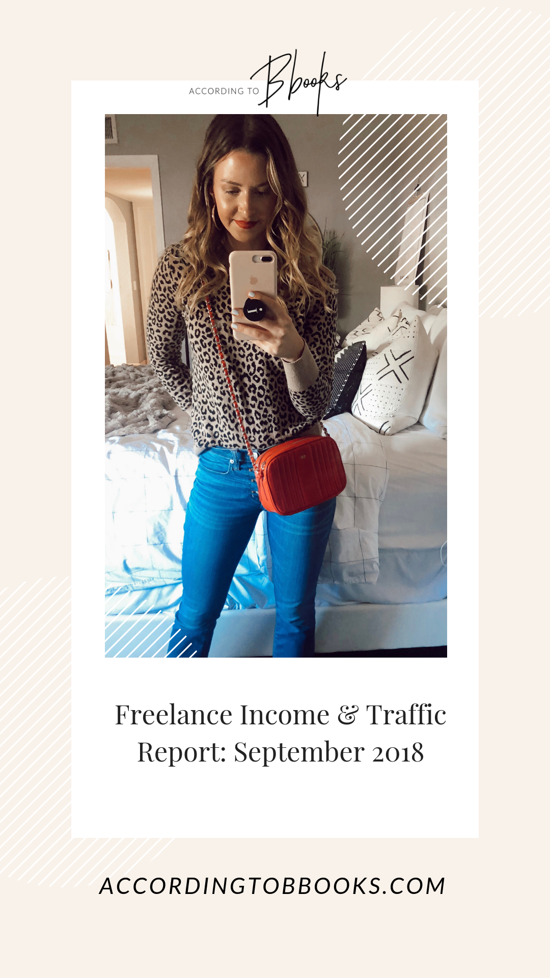 Freelance Income & Traffic Report: September 2018