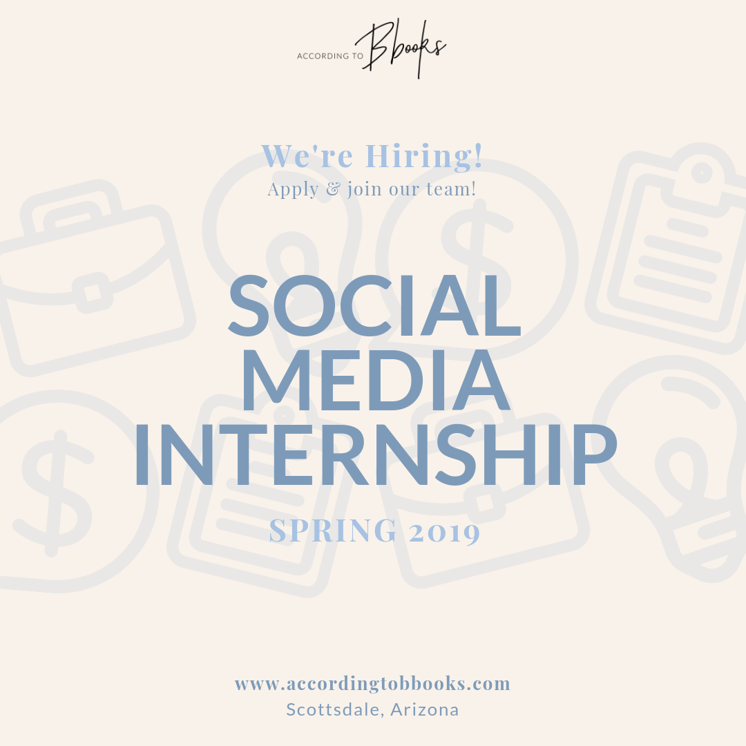Social Media Marketing Internship Scottsdale, AZ