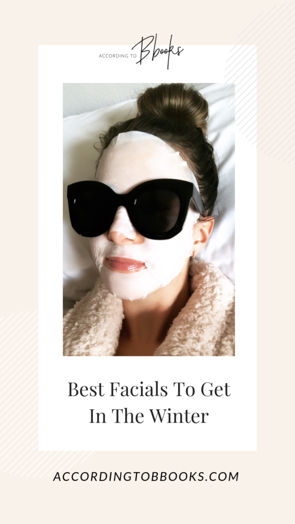 Becca Booker talks best facials to get in the dry winter months in Phoenix, Arizona!